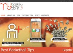 mybasketpicks.com