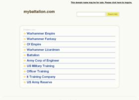 mybattalion.com