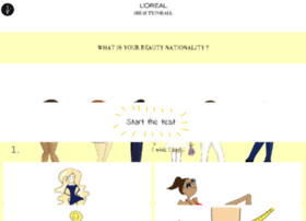 mybeautynationality-lorealbeautyforall.com