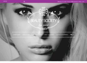 mybeautysociety.com