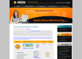 mybestratedwebhosting.com