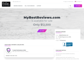 mybestreviews.com