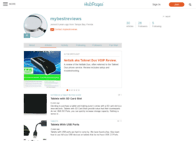 mybestreviews.hubpages.com