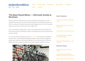 mybestroadbikes.com