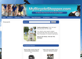 mybicycleshopper.com