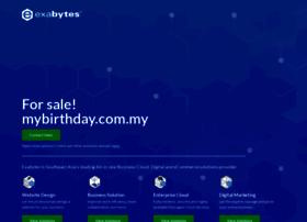 mybirthday.com.my