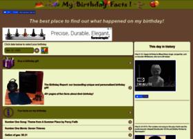 mybirthdayfacts.com
