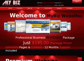 mybizwebsite.com.au