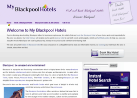 myblackpoolhotels.co.uk