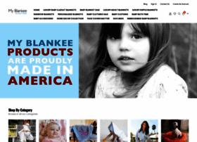 myblankeeinc.com