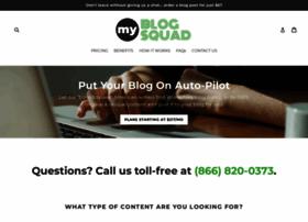 Myblogsquad.com