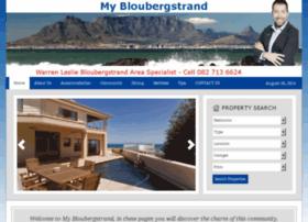 mybloubergstrand.co.za