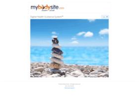 mybodysite.com