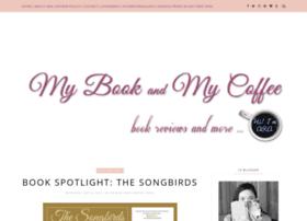 mybookandmycoffee.com