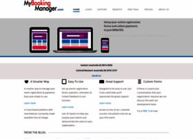 mybookingmanager.com