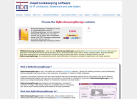 mybookkeepingmanager.com