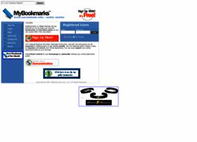 mybookmarks.com