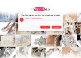mybridalbids.com