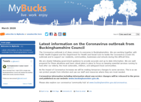 mybucks.buckscc.gov.uk