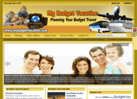 mybudgetvacation.com