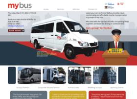 mybuscharters.com