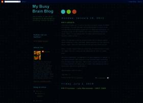mybusybrainblog.blogspot.com