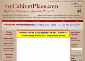 mycabinetplace.com