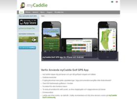 mycaddie.net
