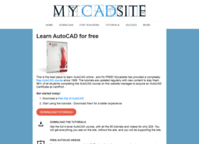 mycadsite.com