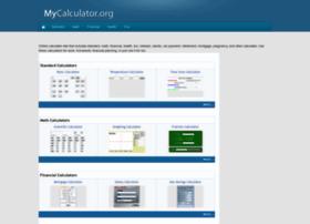 mycalculator.org