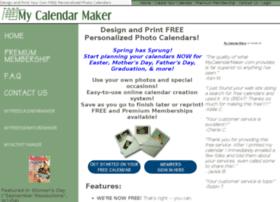 mycalendarmaker.com