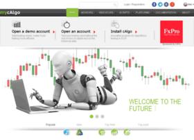 mycalgo.com