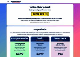 mycarcheck.com
