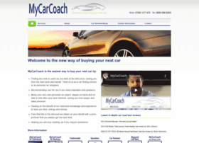 mycarcoach.co.uk
