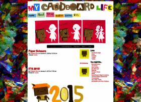 mycardboardlife.com
