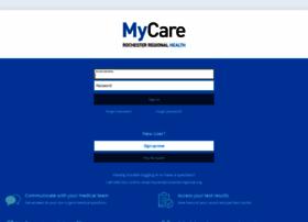 mycare.rochesterregional.org