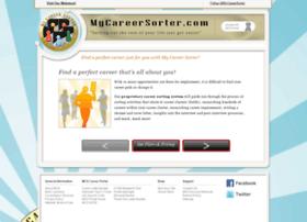 mycareersorter.com