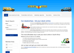 mycarforsale.co.za