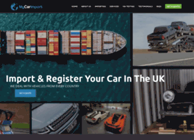 mycarimport.co.uk