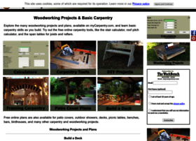 mycarpentry.com