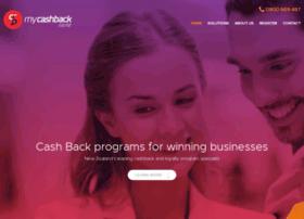 mycashback.co.nz