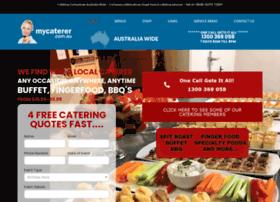 mycaterer.com.au