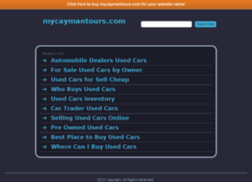 mycaymantours.com