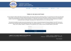 mycdfi.cdfifund.gov