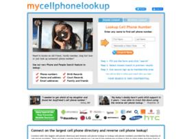 mycellphonelookup.com