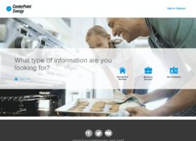 mycenterpointenergy.com