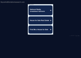 mycentralfloridahomesearch.com
