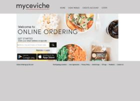 myceviche.olo.com