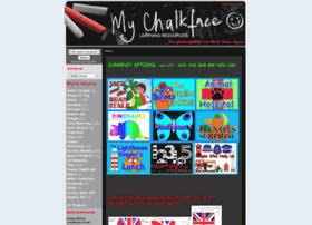 mychalkface.com