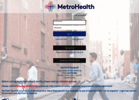 mychart.metrohealth.org